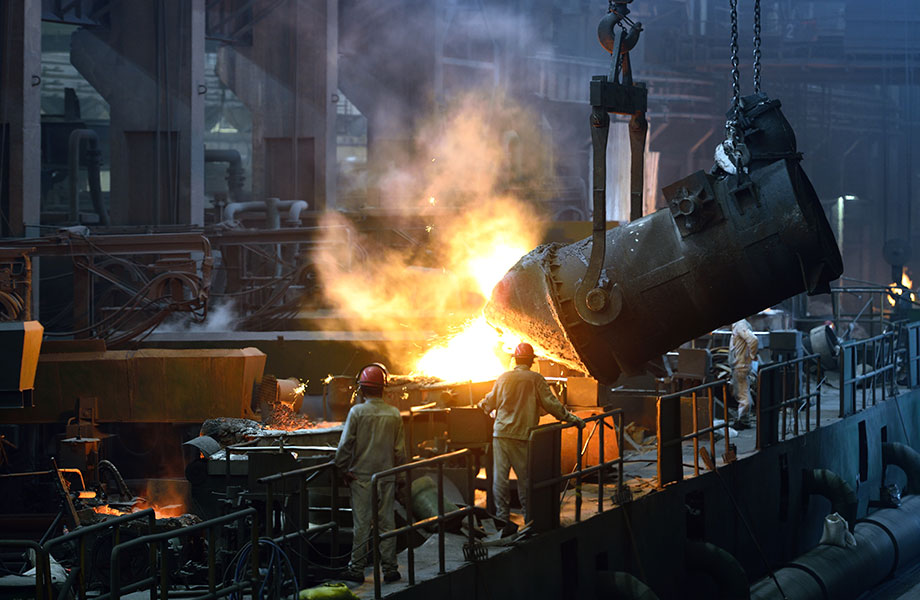 super lubricating abilities for the steel industry